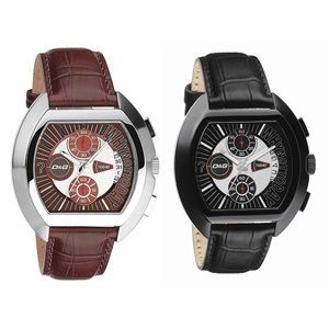 Dolce and Gabbana Mens High Security Watch 2 Colors