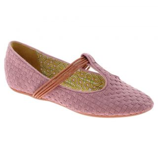 DIMMI Breathe in Dusty Rose Womens Comfy Shoes Flat New Various Sizes