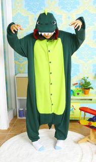 Dinosaur KIGURUMI Costume Cosplay Adult Party Halloween Costumes