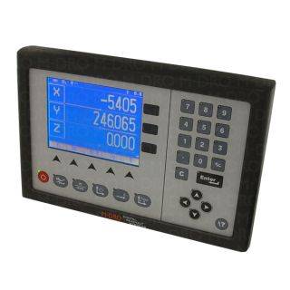 LCD Graphical Machine Tool Digital Readout Display Console DRO