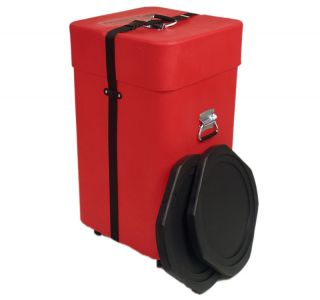 GATOR CASES GP PC303 DRUM ACCESSORY CASE WITH MOLDED PE & WATER PROOF