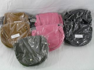 Brand New Nutsac Disc Golf Bags You Pick Color Size Olive Pink Black