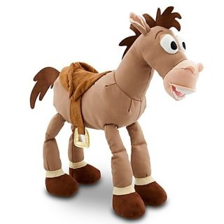 Disney Pixar Toy Story 3 Bullseye Horse Large Premium Plush Stuffed