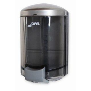 USA Aitana 30 43oz Bulk Soap Dispenser Set of 2 White 097 01