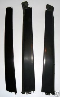 92 96 Toyota Camry Door Trim Sash Panels Moulding