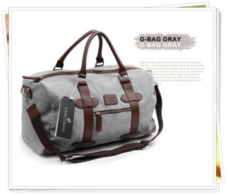 New Duffle Bags Gym Travel Sports Totes Boston Casual Canvas Satchel