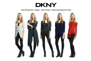 NWT DKNY DONNA KARAN RED COZY CASHMERE WRAP LONG CARDIGAN SWEATER M L