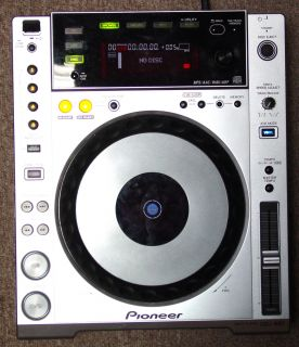PIONEER CDJ 850 DJ Performance Digital Multi CD USB Media Player