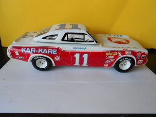 DOUBLE SPRINGS THE CALE YARBOROUGH 1974 STOCK CAR 11 DECANTER