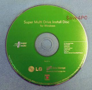 Lightscribe Dual Layer External USB CDRW CD DVD R RW ROM DL Burner
