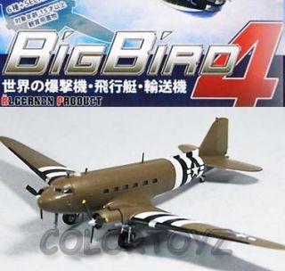 144 BIG BIRD Douglas C 47 SKYTRAIN 90TCS 438TCG Model Kit CafeReo 4