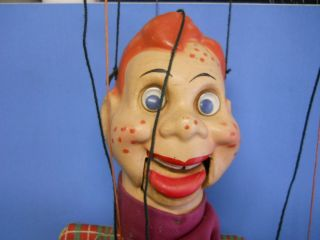 Original Howdy Doody 15 Howdy Doody Marionette Googled Eye Version