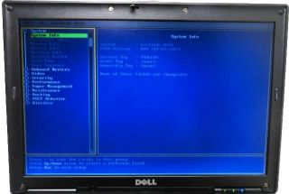 3X Dell D620 14 Laptop 2 00GHz Core 2 Duo 1 2GB PC2 5300 DVDRW