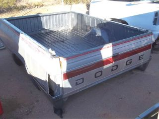 81 93 Dodge D150 W150 D250 W250 D350 W350 RAM Pickup Truck 8 Long Bed