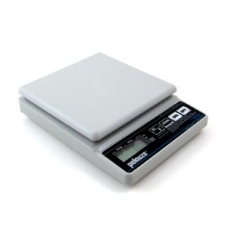 New Pelouze Dymo Electronic Digital Potal Scale 10lb 5kg PE10 LCD 5g