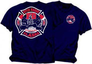 Beverly hills fire department firefighter t shirt l for Fire department tee shirt designs
