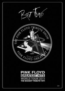 Pink Floyd Tribute Brit Floyd World Tour 2011 DVD