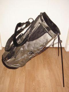 Nike Stand Golf Bag Double Shoulder Straps Full Length Shaft Dividers