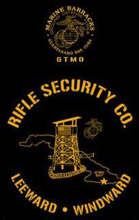 Marine Corps Guantanamo Bay Cuba Gtmo Gitmo Shirt