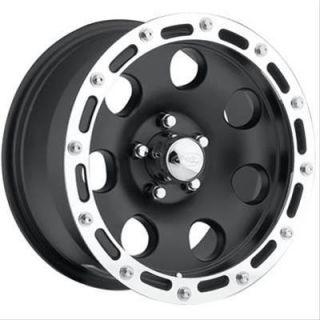 Eagle Alloys 137 Series Matte Black Wheel 16x8 8x6.5 BC