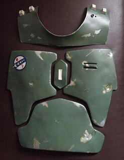 Star Wars Boba Fett Jetpack Armor Flight Suit Prop ROTJ