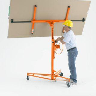 Wall Hanger Pro Drywall Lift 6022 11 Foot Orange Drywall
