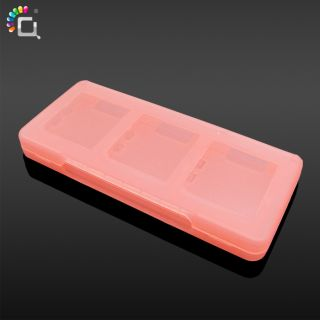 Slot Game Card Plastic Case Storage Box For Nintendo DS Lite NDSL NDS