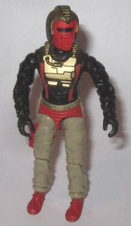 1988 Hasbro GIJOE G I Joe Ferret Demon Driver Action Figure
