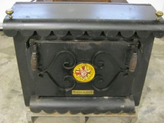 Earth Stove  Colony Hearth  Fireplace Insert Wood Buring Stove 115