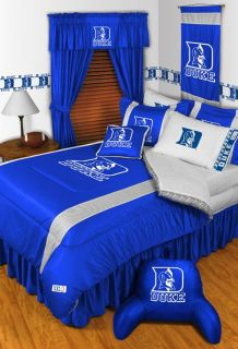 NCAA Duke Blue Devils 5 PC Jersey Mesh Bedding Sets