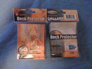 MTG 2x Ultra Pro Easley Angel 50ct Deck Protector Sleeves NEW factory