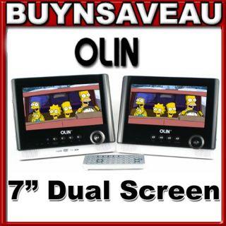 Sylvania Dual Screen Portable DVD Player Canadian Tire