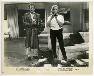 Movie Still Kirk Douglas Mitzi Gaynor for Love or Money