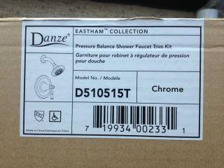 Danze Pressure Balance Shower Faucet Trim Kit Eastham Collection