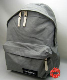 Eastpak Padded Backpack Green Grey School Bag
