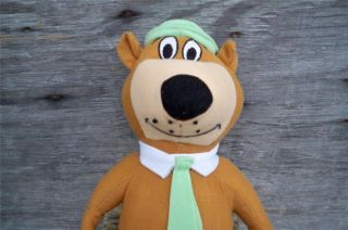 Yogi Bear Hanna Barbera Great Kid Toy and Collectable