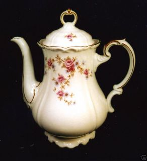 EDELSTEIN BAVARIA 21613 FLORENCE CHINA COFFEE POT