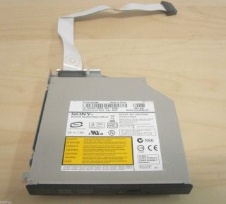 Sony IDE Laptop   Notebook DVD/CD Rewritable Drive DW Q58A P/N 0CD659