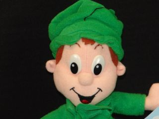 Leprechaun Cereal Doll General Mills Plush Stuffed Animal Toy