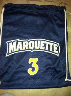 Dwyane Wade Mesh Backpack Marquette Basketball Miami Heat Final Four