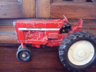 Vintage International Tractor Ertl Co Dyersville Iowa