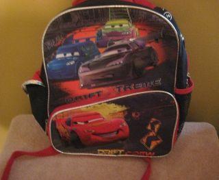 Disney Pixar Cars Kids Backpack School Bag Sale