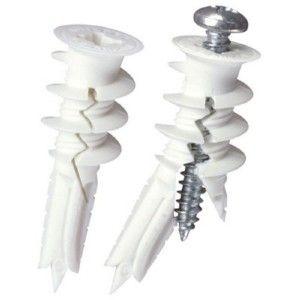 Ancor Twist N Lock 75lb Self Drilling Drywall Anchor   25210