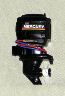 Mercury Electric Outboard Motor B for Model Boats New in Box