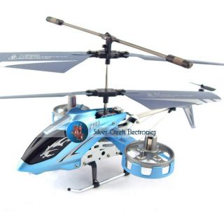 Rechargeable LED Wireless Electric RC Helicopter