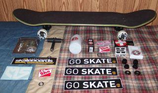 Blind Eternal Life 2 Wizard Jake Duncombe Skateboard Complete