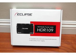 Brand New Eclipse HDR 109 HD Radio Tuner