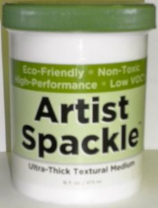 Crafters Companion Artist Spackle Eco Friendly 05303