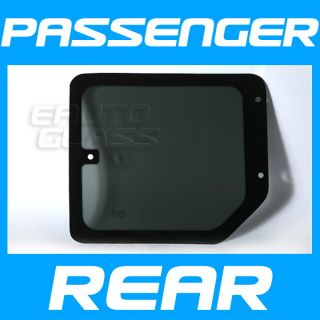 03 10 Honda Element Rear Right Door Window Glass New RH