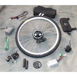 Front Wheel Conversion Kits EBike Electric Bicycle Retrofit Kit